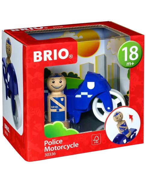 Brio Police Motorcycle~5040464325