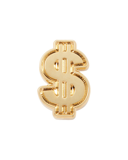 PINTRILL Dollar Sign Pin~6020830680