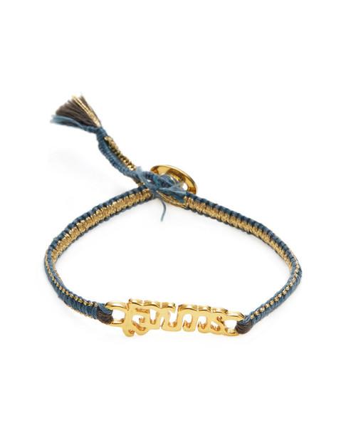 Firth Reversible Cobra Stitch Bracelet~6030767382