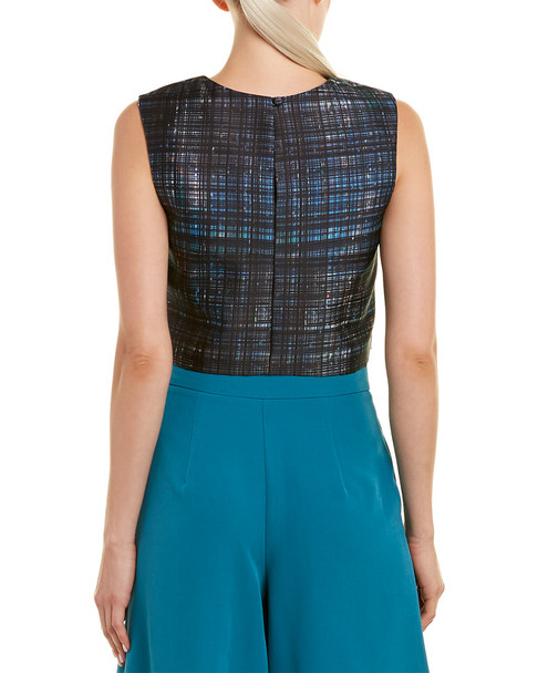 Milly Cropped Shell Top~1411792285