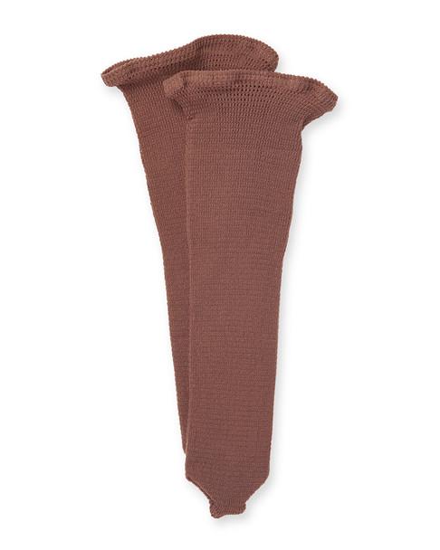 Wolford Solid Grid Socks~1412818193