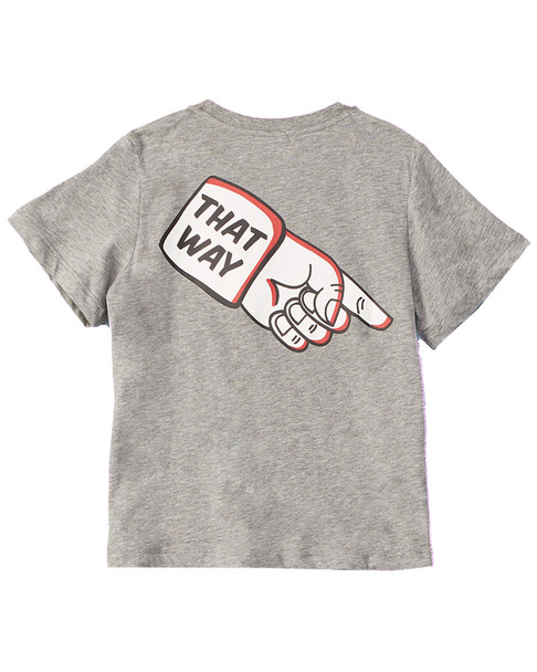 Stella McCartney Arrow Visitors T-Shirt~1511758352
