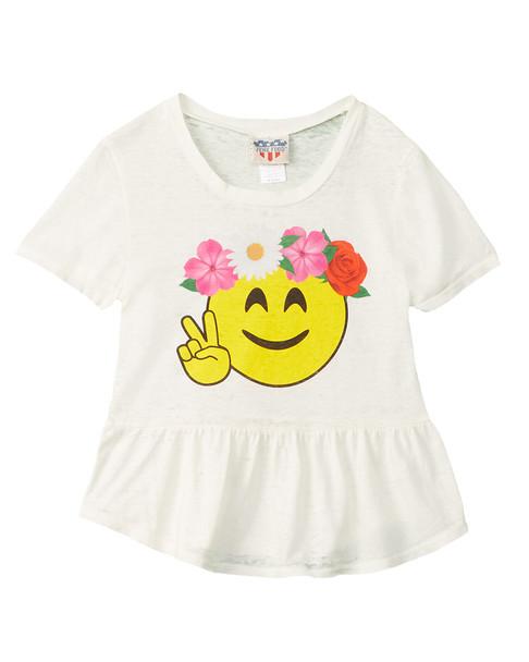 Junk Food Emoji T-Shirt~1511821275