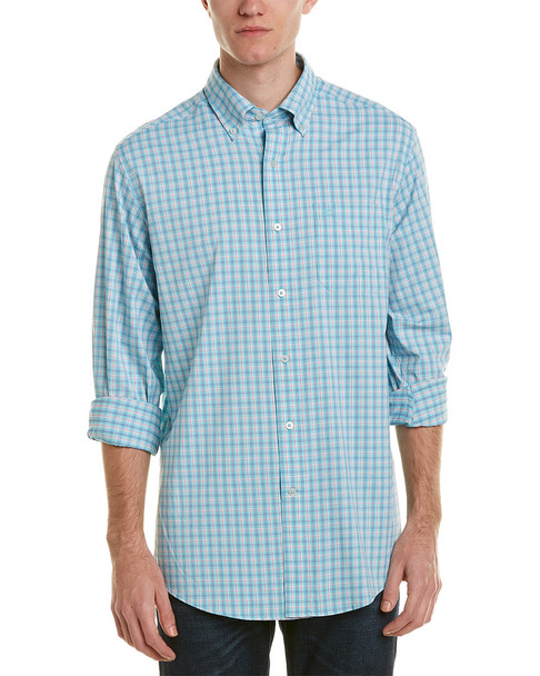 Southern Tide Classic Woven Shirt~1010889898