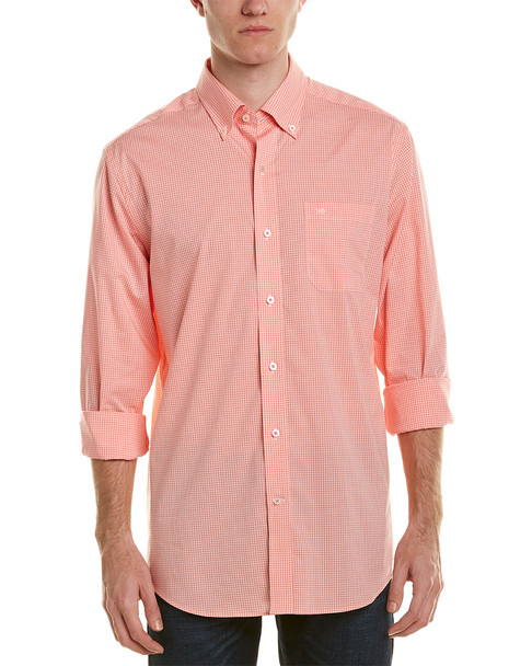 Southern Tide Classic Fit Woven Shirt~1010889901