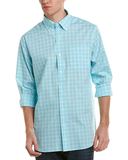 Southern Tide Pinney's Beach Classic Fit Woven Shirt~1010889904