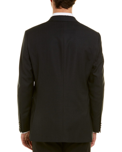 Hickey Freeman Wool Sportcoat~1011595323