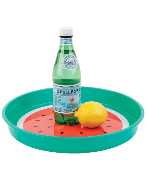 Sunnylife Watermelon Round Tray~3010770058