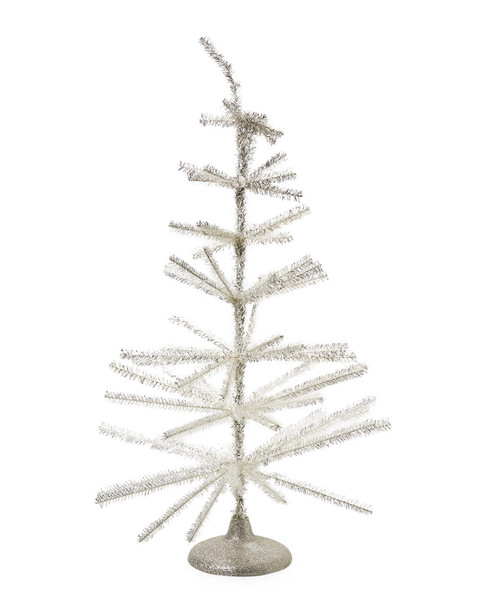 Home Collection 36 Tinsel Tree~3050770549