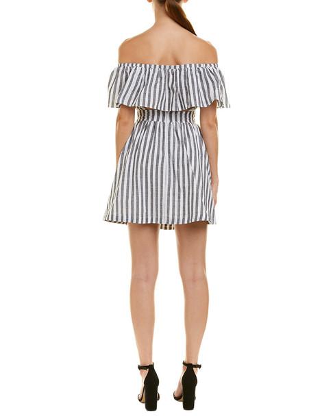 ALEX+ALEX Off-The-Shoulder Dress~1050775456