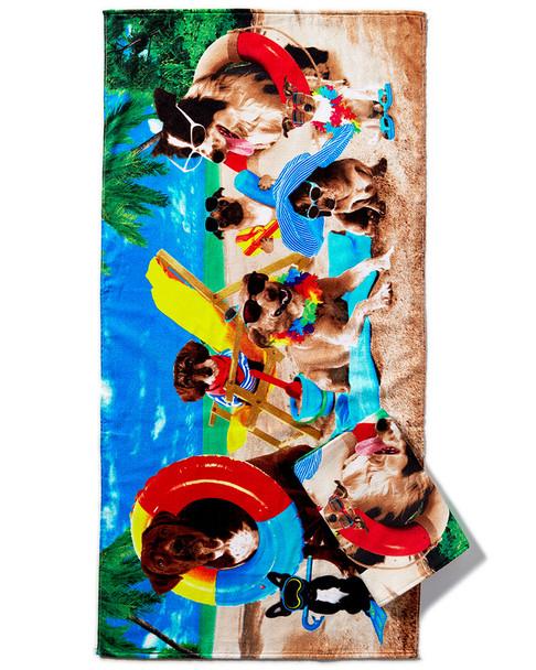 Dohler 2pc Beach Towel Set~3030343458