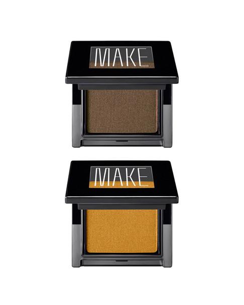 Make Satin Finish Eyeshadow Duo (Acid, Granite)~4120766822