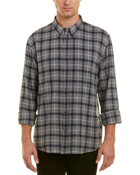 Billy Reid Murphy Slim Fit Woven Shirt~1010938799