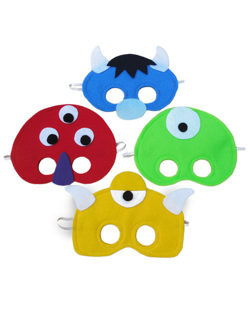 Mahalo Monster Mask Set~1111766517