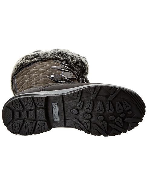 BEARPAW Tahoe Gwyneth Waterproof Suede Boot~1311661684