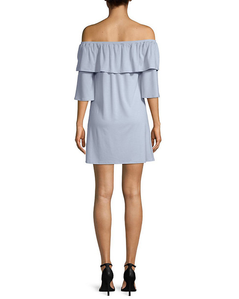 Rachel Pally Kylian Off-the-Shoulder Mini Dress~1411077314