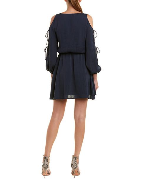 The Fifth Label Cold Shoulder Shift Dress~1411782575