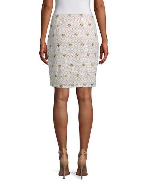 ENGLISH FACTORY Embroidery Skirt~1411790237