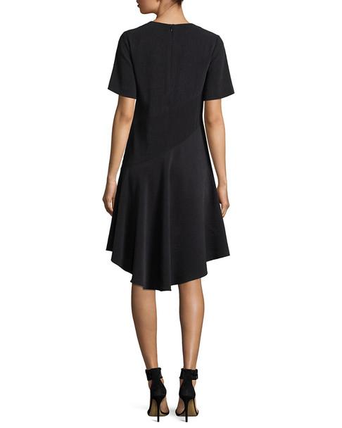 Cosette Serena Asymmetric A-Line Dress~1411815975