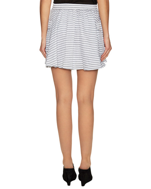 BCBGeneration Stripe Plank Front Skirt~1411885191