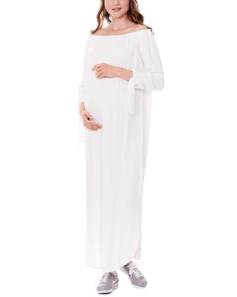Imanimo Maternity Ashley Maxi Dress~1411917177