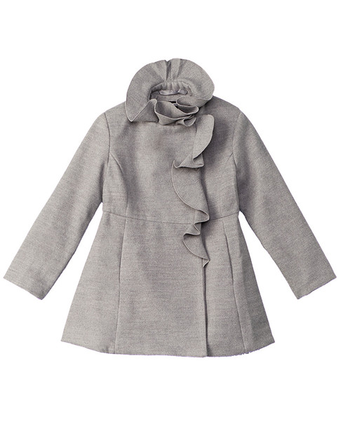 Rothschild Kids Ruffle Coat~1511530672