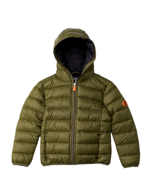 Save the Duck Full-Zip Puffer Jacket~1511783135