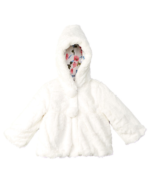 Rothschild Kids Teddy Plush Jacket~1511876065
