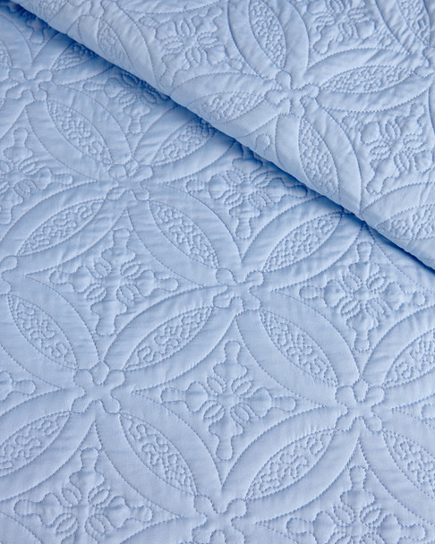 Melange Home Wedding Ring Quilt Set~3030703813