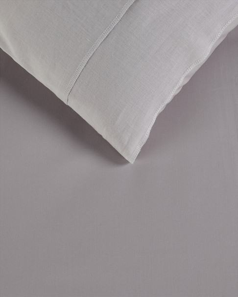 Sewn & Made 2-Teired Voile  Duvet Set~3030769707