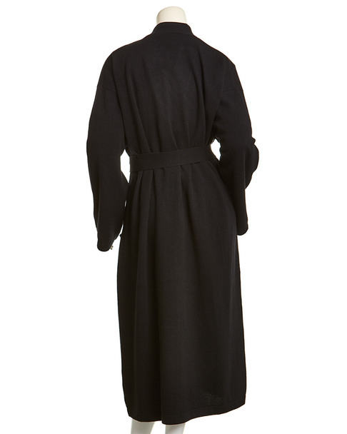 a & R Cashmere Cashmere & Wool-Blend Robe~3030782387