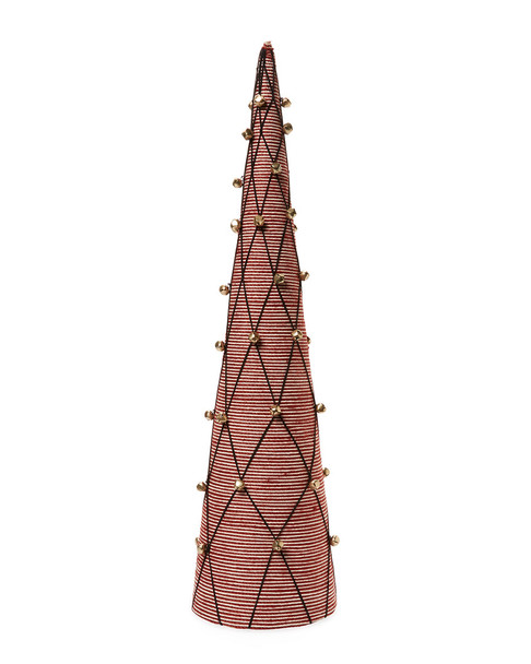 Home Collection Jute Tree Cone Topiary 32~3050770801