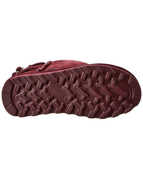 BEARPAW Clara Never Wet Water-Resistant Suede Boot~1311661626