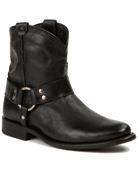 TODAY'S FIX Frye Wyatt Harness Short Boot~1311963804