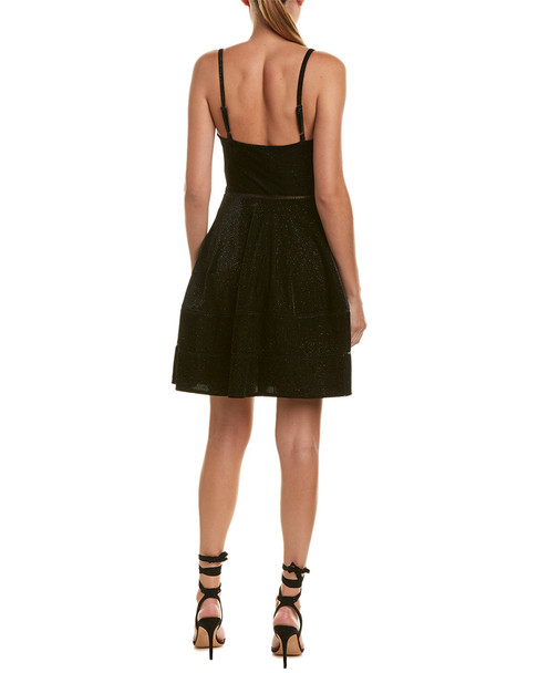 Romeo & Juliet Couture Ribbed A-Line Dress~1411782015
