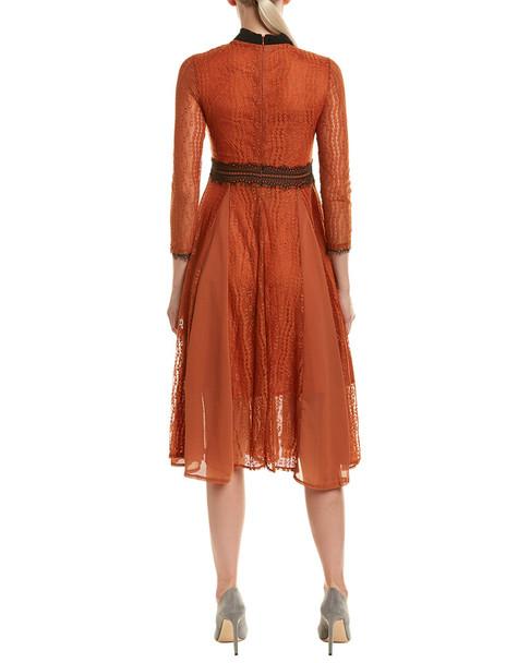 Tina Midi Dress~1411928706