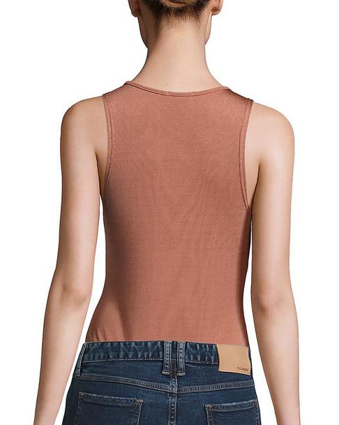 Tularosa Nile Lace-Up Bodysuit~1412825529