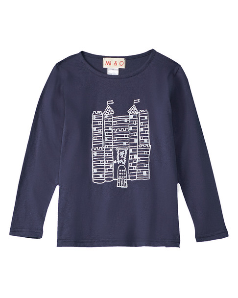 Mi & O Castle T-Shirt~1511386634