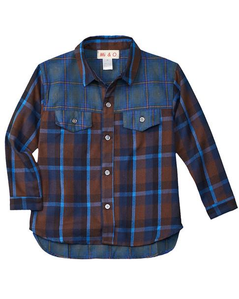 Mi & O Woven Shirt~1511549105