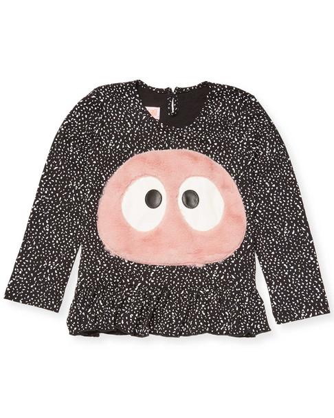BangBang Copenhagen Miss Elly Ruffle T-Shirt~1511826697