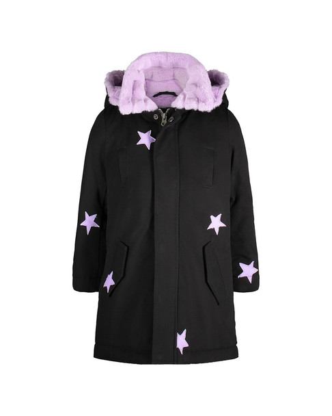 Andy & Evan Star Patch Parka~1511843486