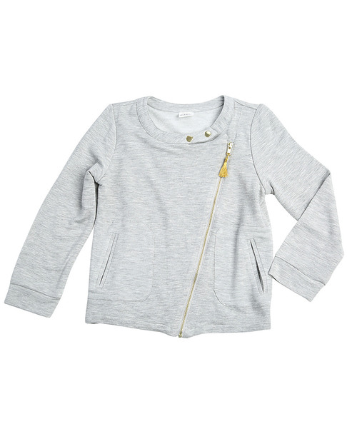Egg Harper Crewneck Jacket~1511955615