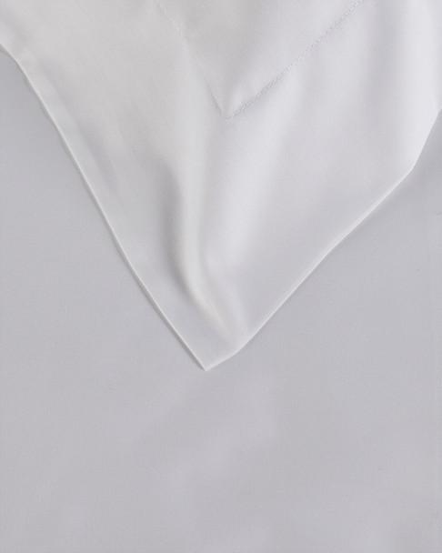 Linen Blend Duvet Set Beige~3030898035