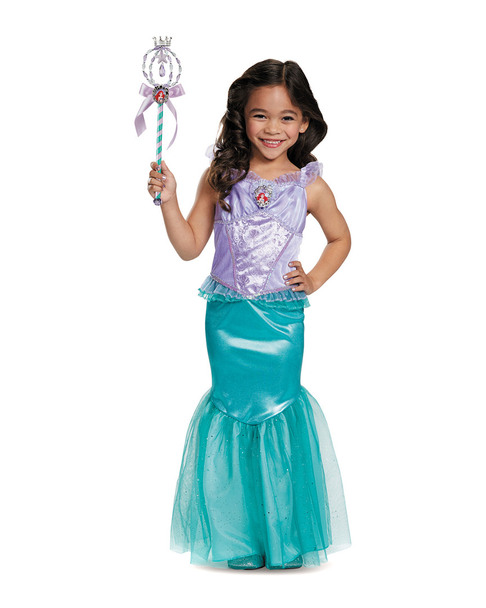 Disguise Ariel Deluxe Dress~5011831346