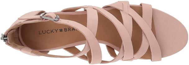 Lucky Brand Women's Jewelia Wedge Sandal~pp-00157d5e