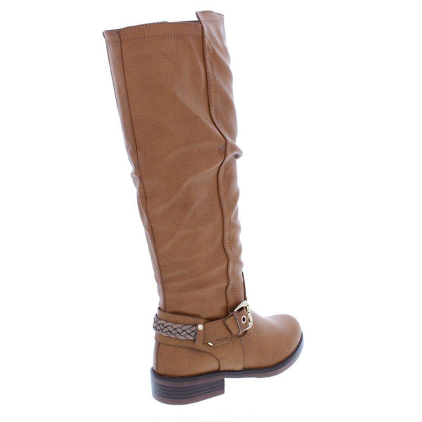XOXO Womens Mauricia Wide Calf Riding Over-The-Knee Boots~pp-00c0d6f1