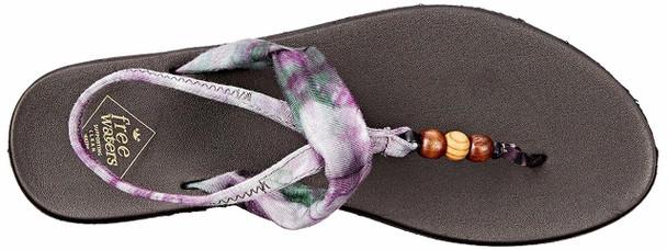 Freewaters Women's Tessa Print Flip Flop Sandal~pp-0f092d0e