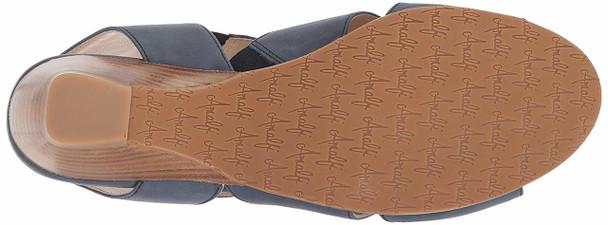 Amalfi by Rangoni Womens Doris Open Toe Casual Slingback Sandals~pp-12e27b46