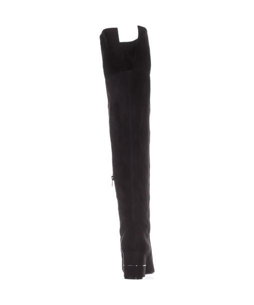 Alfani Womens novaa Fabric Almond Toe Over Knee Fashion Boots~pp-1ea388ff