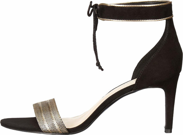 Nine West Womens Idilson Open Toe Ankle Strap Classic Pumps~pp-24d5ee7b